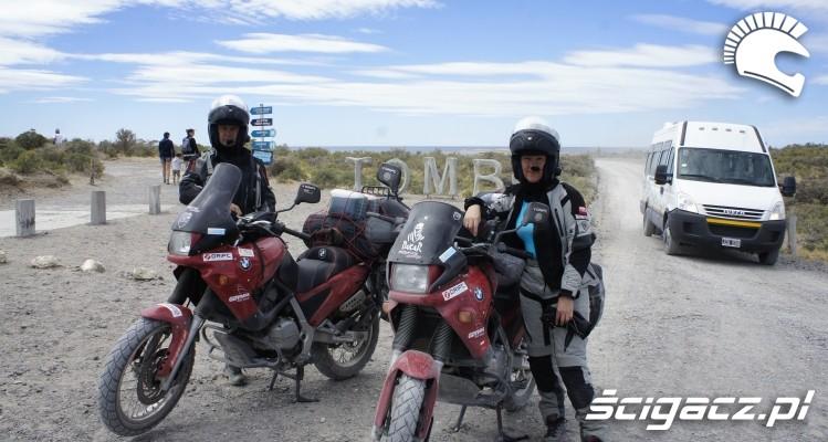 motocyklisci wyprawa motocyklowa do Ameryki Poludniowej