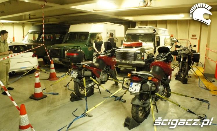 na promie wyprawa motocyklowa do Ameryki Poludniowej
