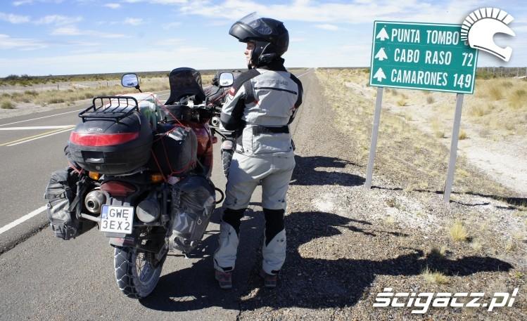 na trasie wyprawa motocyklowa do Ameryki Poludniowej