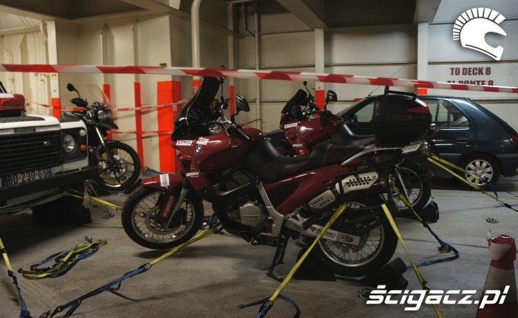 prom wyprawa motocyklowa do Ameryki Poludniowej