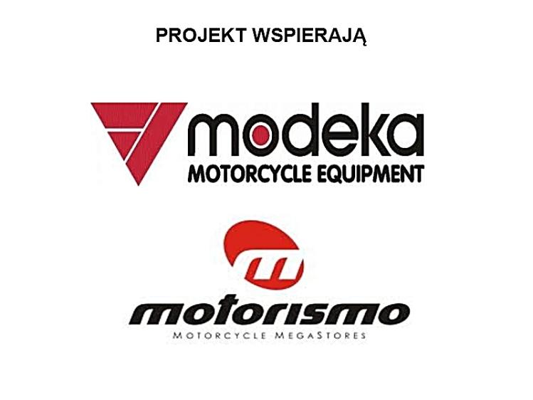 sponsorzy wyprawa motocyklowa do Ameryki Poludniowej