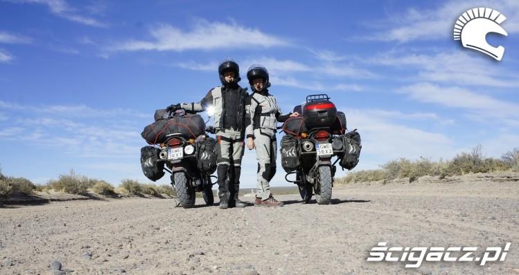 wyprawa motocyklowa do Ameryki Poludniowej