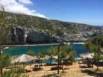 porto limnionas zakynthos grecja