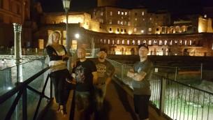 Ekipa w Rzymie