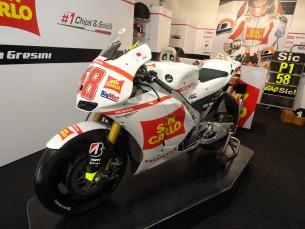 Ostatni motocykl GP Marco Simoncelli