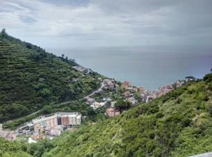 Trasa turystyczna przez Cinque Terre