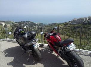 W oddali Adriatyk