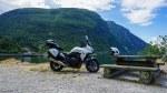 Norwegia i Finlandia na motocyklu 105