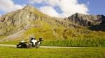 Norwegia i Finlandia na motocyklu 120
