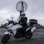Norwegia i Finlandia na motocyklu 126