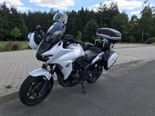Norwegia i Finlandia na motocyklu 006