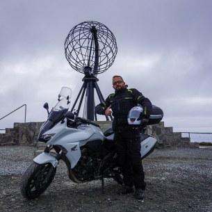 Norwegia i Finlandia na motocyklu 127