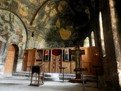 wewnatrz kaplicy