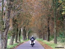 Motocyklem dookola swiata-Buszyno - Suleczyno