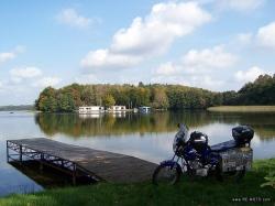 Motocyklem dookola swiata-POL-Cieszyno