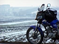 Motocyklem dookola swiata-POL-Jedrzejow - Krakow-Llendo al sur