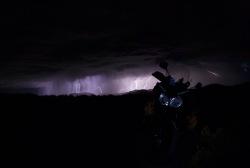 burza v-strom andy