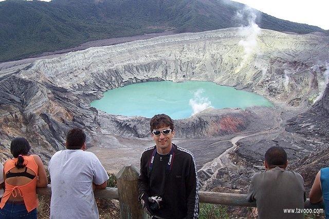 11 Wulkan Poas - Kostaryka