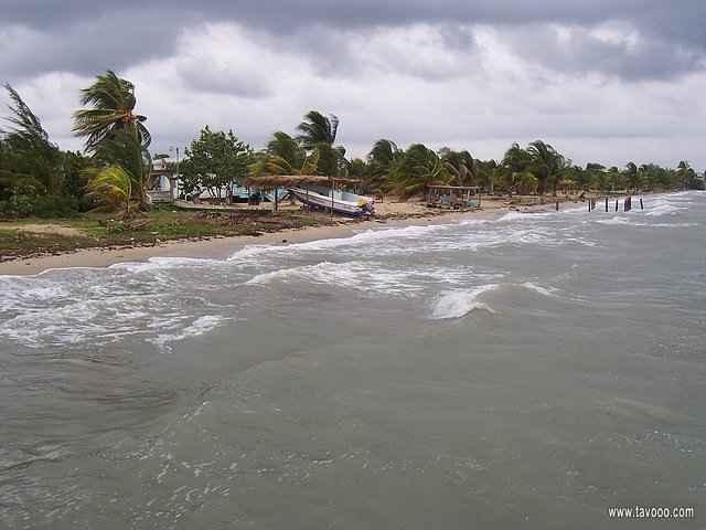 25 Widoki Hopkins - Belize