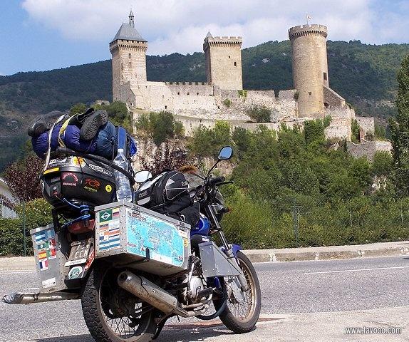 42 Zamek we Francji