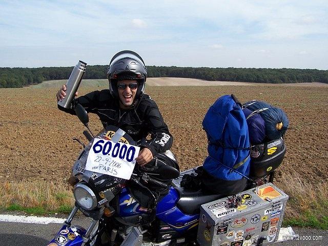 43 Pierwsze 60 000 km - Francja