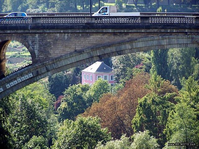 47 Ponad 100 letni most - Luksemburg