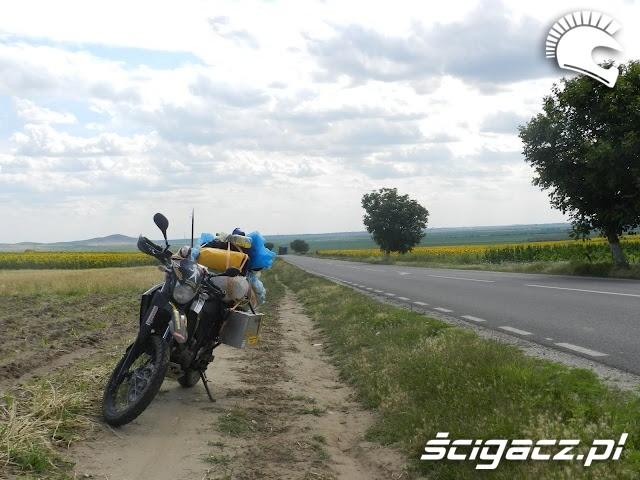 Yamaha XT pole