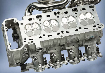 BMW S1000RR engine