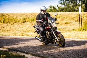 Honda CB750 Seven Fifty 40