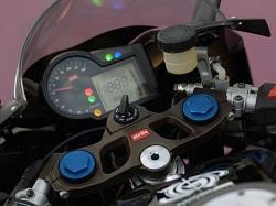 RS 125 owiewka zegary