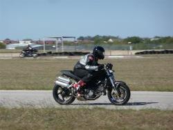 Ducati Monster S4R tor