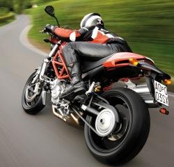 Ducati Monster S4R tor 3