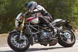 Ducati Monster S4R tricolore