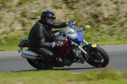 Ducati Monster S4R wyscigowy