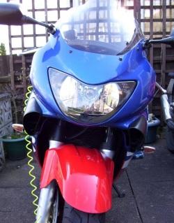 Honda CBR F4 reflektor