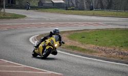 Honda CBR F4i tor