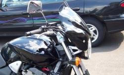 Honda Hornet 900 miniowiewka