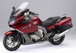 K1600 GT czerwony bmw