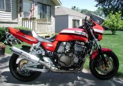 Kawasaki ZRX 1200 R muzzy