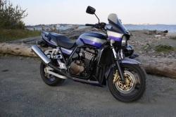 Kawasaki ZRX 1200 R wybrzeze