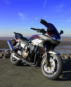 Kawasaki ZRX 1200 S 1
