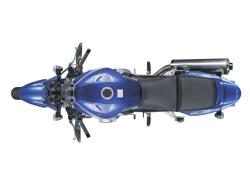 N Suzuki GSF 650 Bandit z gory