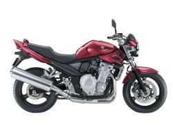 Suzuki GSF 650 Bandit N profil