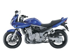 Suzuki GSF 650 Bandit S lewy profil