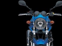 naked Suzuki GSF 650 Bandit przod