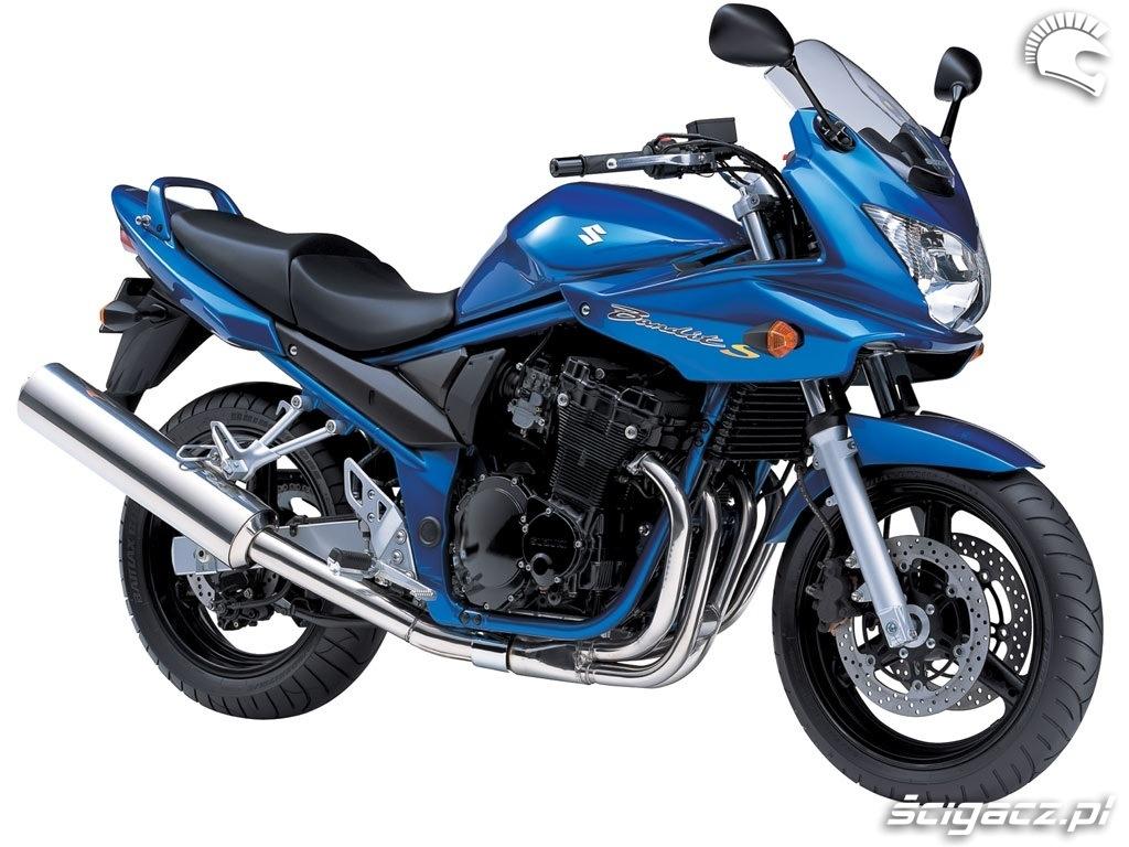 Suzuki Gsf  Review