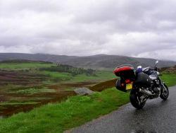 angielska dolina Suzuki GSX 1400