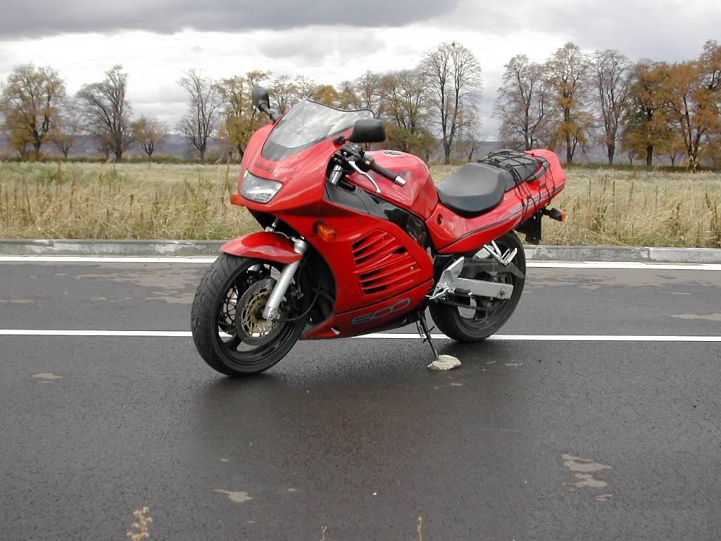 Suzuki Rf600 Po Latach