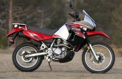 KLR Kawasaki nowy model