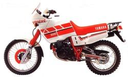 Yamaha XT600 Tenere 1988